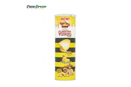 Mister Potato Honey Cheese Crisps 160g